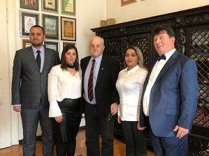 SLUŽBENI POSJET KONSULTATIVNOG VEĆA ZA ZAJEDNICE UREDA PREDSJEDNIKA REPUBLIKE KOSOVO
