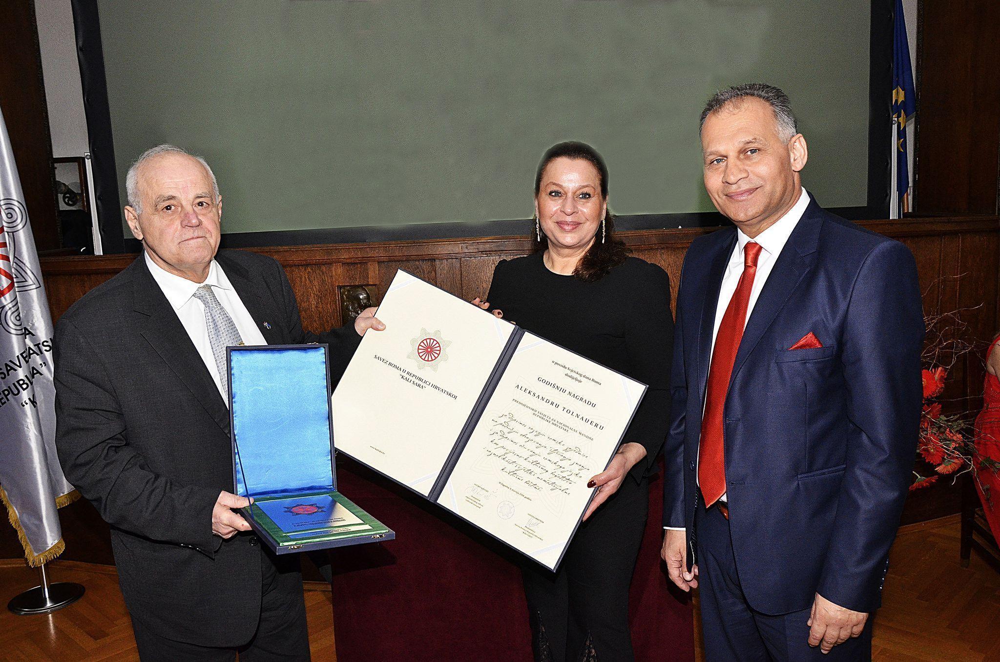 Čestitka Savjeta za nacionalne manjine RH povodom  Svjetskog dana Roma