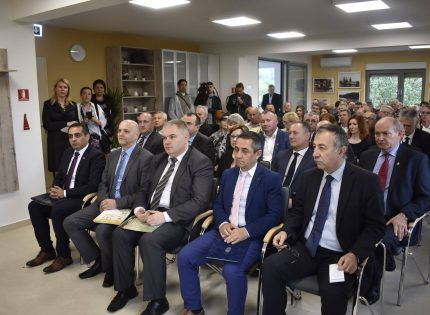 Svečano otvoren Medijski centar Mađara  u RH