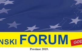 Manjinski forum 2019.